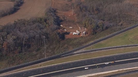 I-65 reopens in Hardin County after emergency power line repair