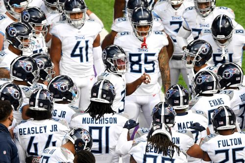 NFL dodges COVID-19 disaster: One new Titans player tests positive