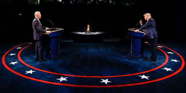The US has little to show for 2 decades of war in Afghanistan - not even a mention at the presidential debates