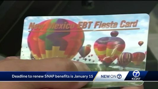 Food pantries impacted by government shutdown, SNAP funding to expire