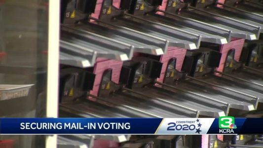 State: California voters can 'absolutely trust' mail-in voting system