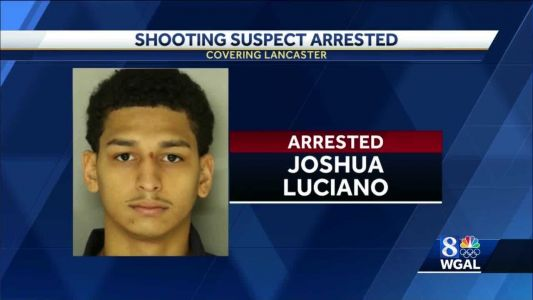 Shooting Suspect Arrrested In Lancaster