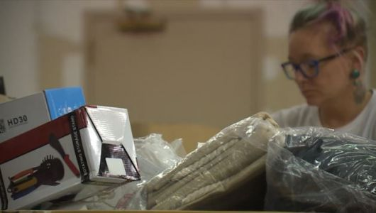New Council Bluffs store selling online returns, overstocked merchandise for $5 or less