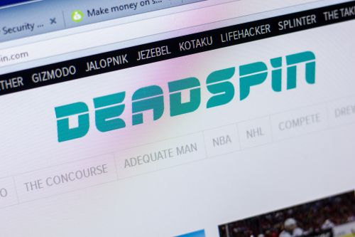 Deadspin website in limbo after editorial staff resignations