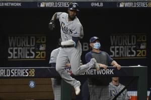 Arozarena's breakout postseason not quite enough for Rays