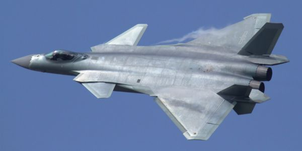 China's J-20 stealth fighters will likely patrol Taiwan's airspace soon - and the island nation is ready to counter