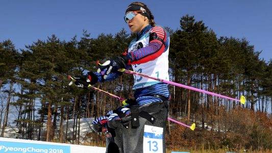 Louisville native named Team USA Paralympic Athlete of the Year