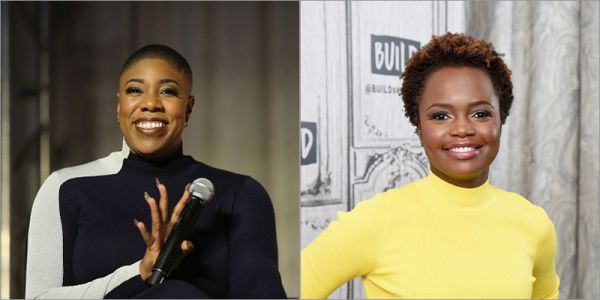 Symone Sanders And Karine Jean-Pierre Land Key Roles As Biden's Communications Team Is Revealed