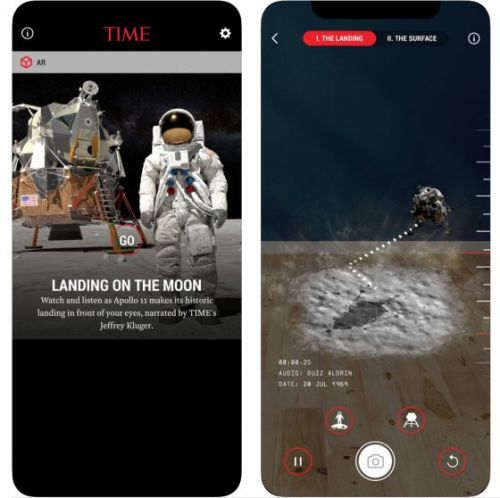 TIME Launches New Augmented Reality and Virtual Reality App, TIME Immersive, to Showcase Groundbreaking Visual Journalism