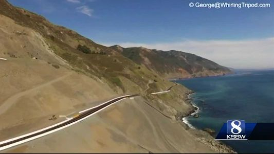 1 year ago: Highway 1 at Mud Creek reopens after historic landslide