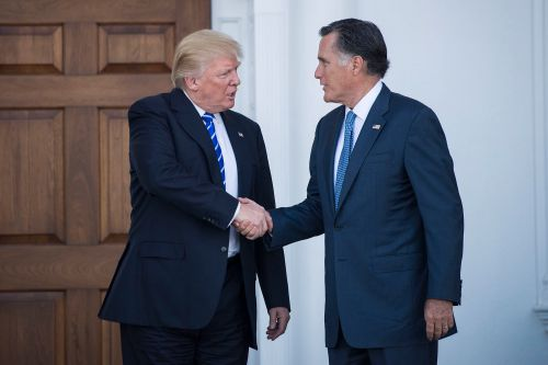 Trump and Romney say Alabama abortion ruling went too far