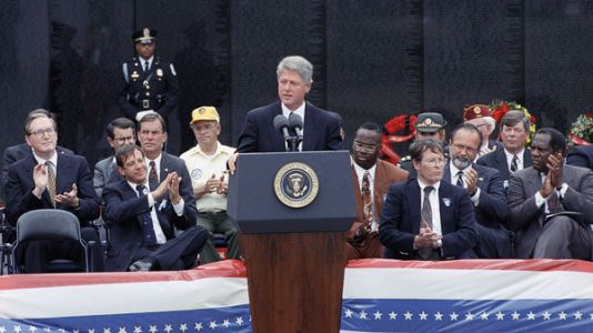 Opinion: A Lesson From Memorial Day, 1993