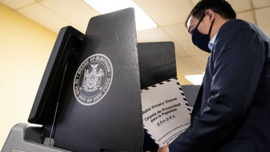 Ranked-Choice Voting Gets A Prime-Time Shot Under New York City's Bright Lights