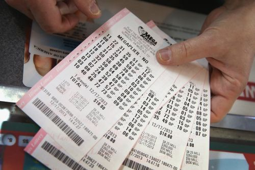 Here are the winning numbers for $1.6B Mega Millions jackpot