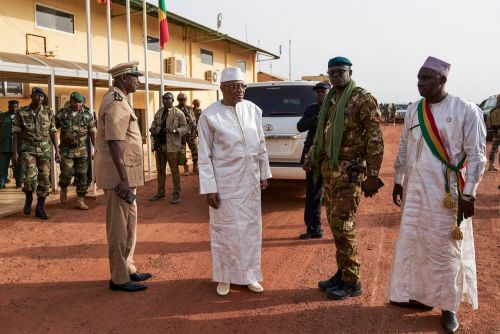 Dumping One Government Won't Fix Mali's Security Situation