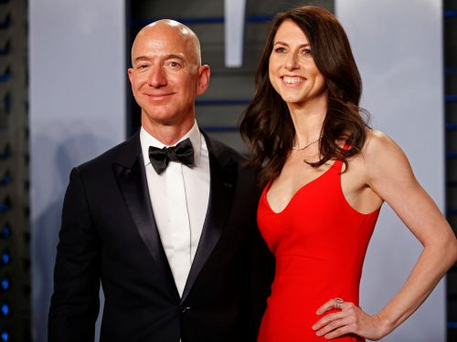 MacKenzie Scott, the ex-wife of Jeff Bezos, donated $1.7 billion on Wednesday. By Friday, she'd made it all back - and then some