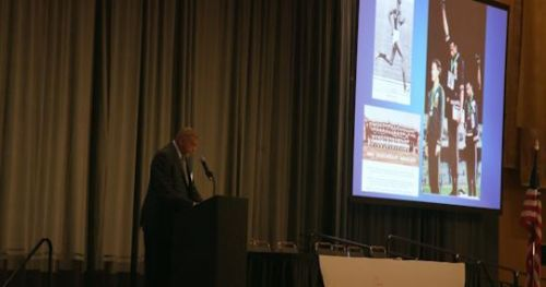 Olympian Tommie Smith spreads awareness at Infant Mortality Summit