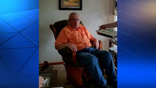 Reward offered in search for 70-year-old man who disappeared on Christmas