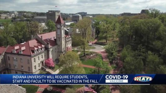 IU students sue university over its COVID-19 vaccine policy