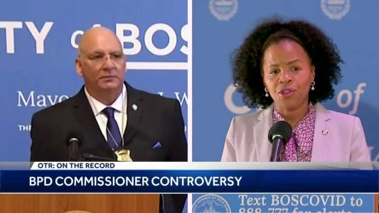 OTR: State Rep. Michlewitz weighs in on Boston police commissioner controversy