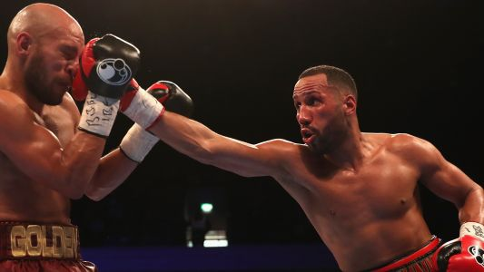 James DeGale is boxing's forgotten man