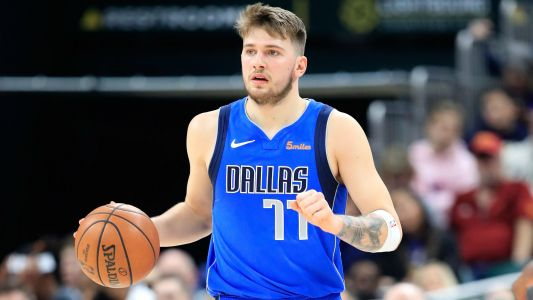 Mavericks' Luka Doncic becomes 2nd youngest player to record triple-double, says he could still play better
