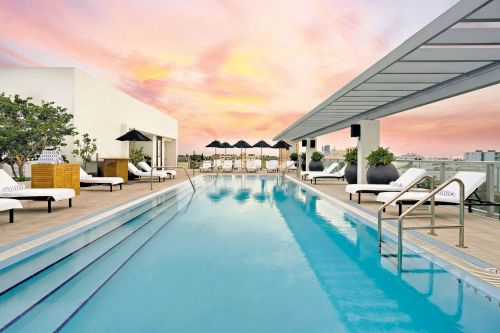 The hottest new hotels to book for your next Miami vacation