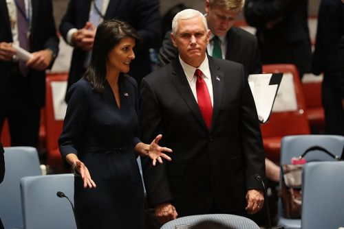 Haley-Pence rivalry heats up as GOP weighs post-Trump future