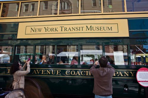 NYC Transit Museum lays off a third of staff