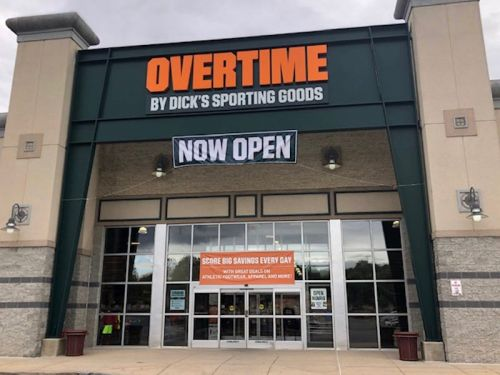 Dick's Sporting Goods is bucking the store closures trend by opening 11 new locations this month