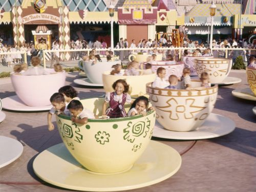 11 vintage photos of Disneyland's opening day in 1955 that will make you wish you were there