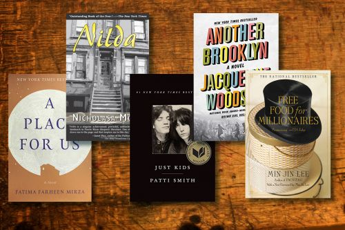 Vote here to decide what book New Yorkers should read this spring