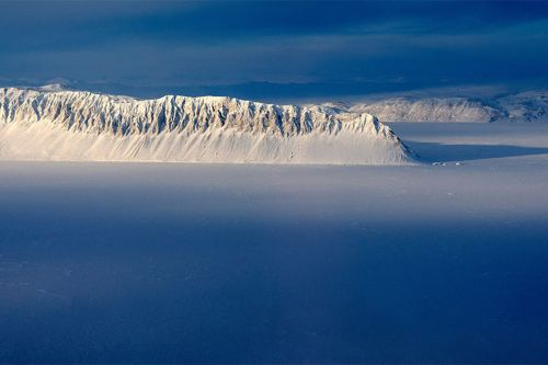 Canada's last intact ice sheet collapses into Arctic ocean
