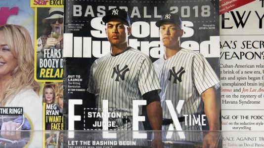 Sports Illustrated Magazine Now Under Ross Levinsohn, Exec With Controversial Past