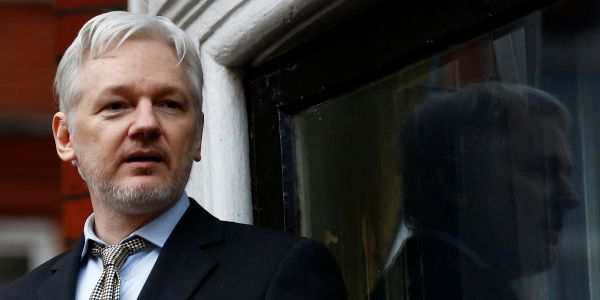 Julian Assange reportedly plans to call a witness in his trial who will allege that Trump offered him a pardon if he denied that Russia hacked the DNC