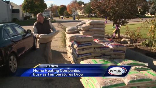 As first cold arrives, heating companies see surge in calls
