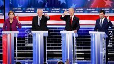 Twitter Users Pull Out The Popcorn As Democratic Debate Goes Into Total Smackdown