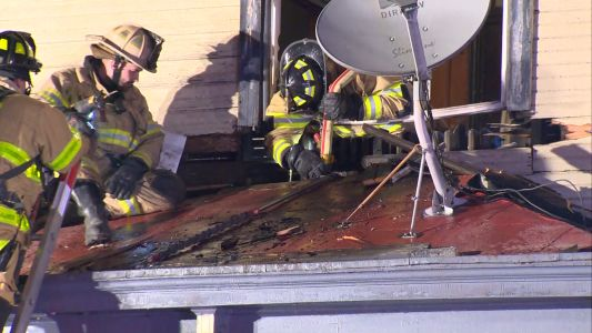 Early morning fire in Braddock is under investigation