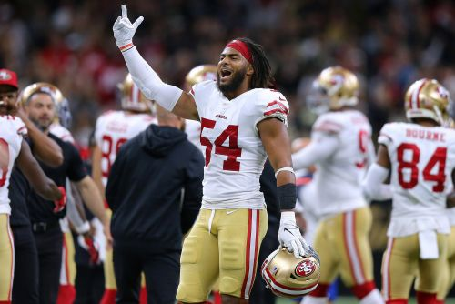 Fred Warner: 49ers' 'quest for six' and what makes their defense tick