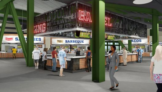 Need a job? Miller Park's concessions vendor to hold hiring fair