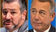 John Boehner Tells Ted Cruz To 'Go F**k Yourself' In Rogue Audiobook Aside: Report