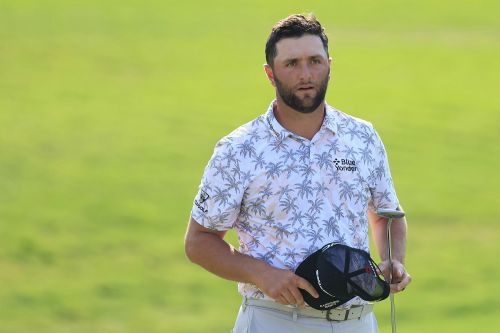 Jon Rahm withdraws with Memorial lead after testing positive for COVID-19
