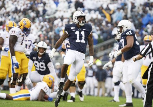 Penn State's Micah Parsons backed up his hype against Pitt