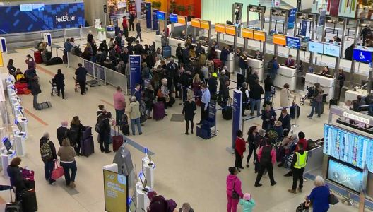 Frustration mounting at Logan following more delays, cancellations