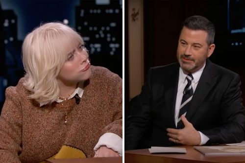 """Billie Eilish Gets Revenge On Jimmy Kimmel for Awkward 2019 Interview: """"You Made Me Look a Little Stupid"""""""
