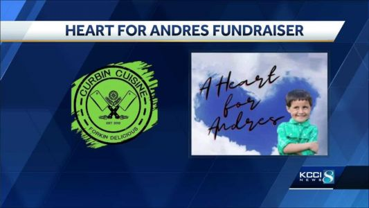 Des Moines restaurant holds fundraiser for 5-year-old to get new heart