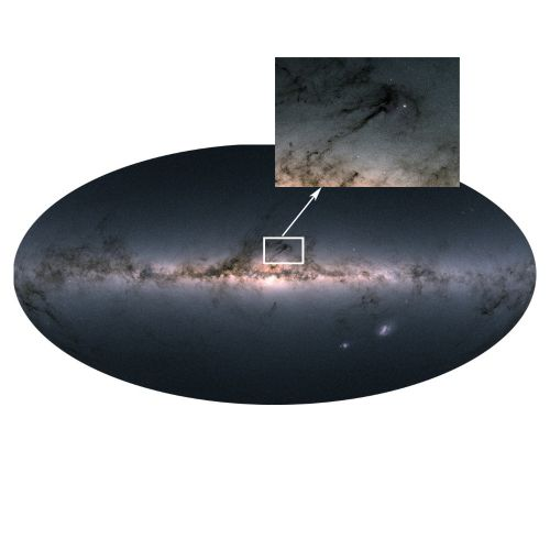 Galaxies Collide! Burst of Star Formation in Milky Way Likely Came from Cosmic Crash