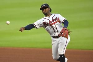 Braves place Adams, Albies on IL, reinstate Markakis
