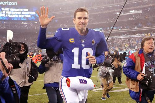 Eli Manning retiring after 16-year Giants career