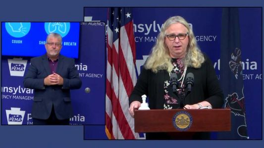 Gov. Wolf names replacements for departing Pa. Health Secretary Dr. Rachel Levine